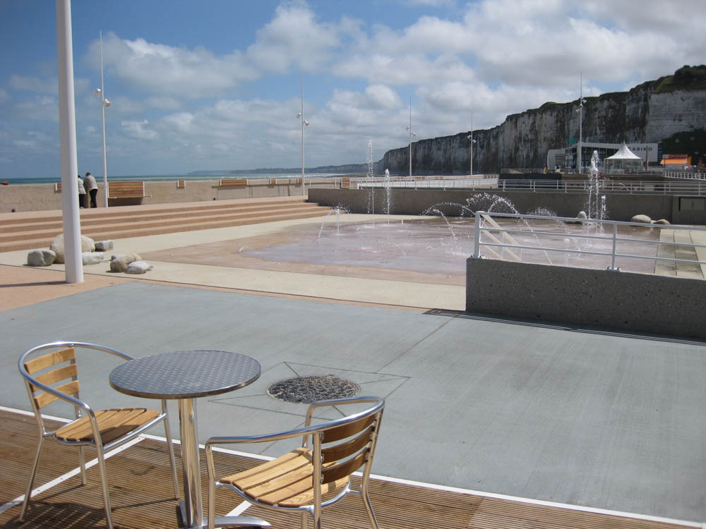 Am nagement et architecture atelier de saint georges for Piscine st valery en caux