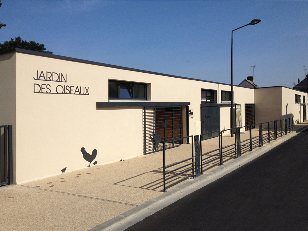 Jardin des oiseaux aires de jeux et revalorisation de l - Jardin des oiseaux petit quevilly ...